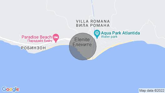 Appartment Taliana Beach Residence Map