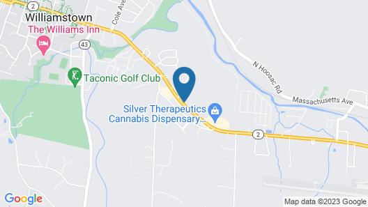 Howard Johnson by Wyndham Williamstown Map