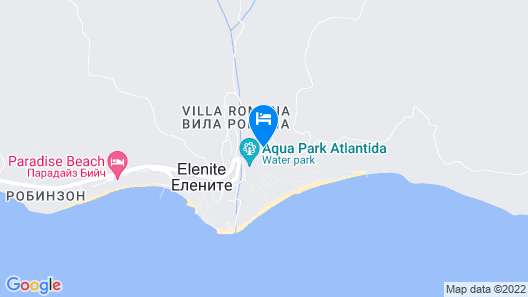 Royal Castle Design & SPA Hotel Map