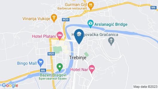 Viv Hotel Map