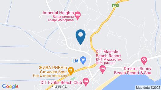 Festa Gardenia Hills Map