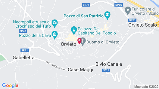 Virgilio Map