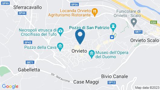 Affittacamere Valentina Map