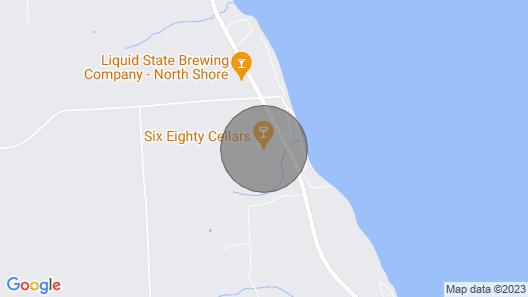NEW! Cozy Cayuga Lake Cabin < 1 Mi to Wineries! Map