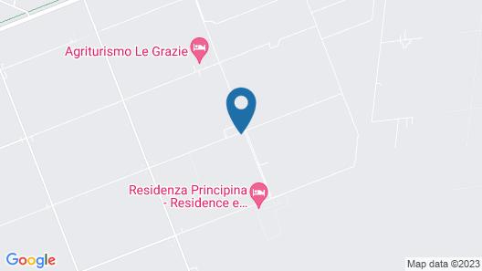 Residenza Principina RTA Map