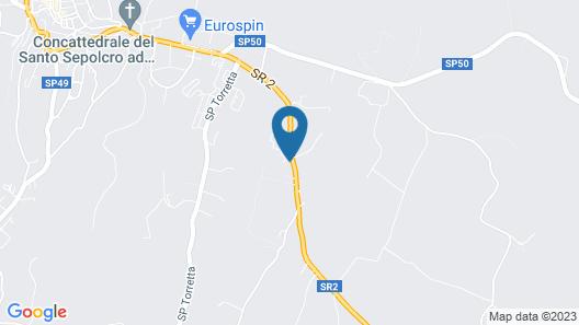 La Quiete Map
