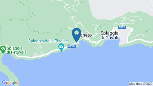 Hotel La Stella Map