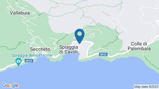 Hotel Baia Imperiale Map