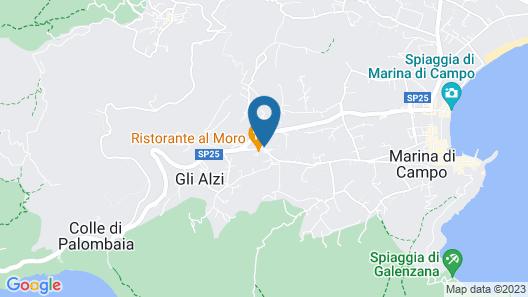 Pozzo al Moro Village Map