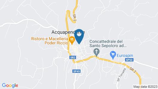 Alloggi per uso turistico A&M Map