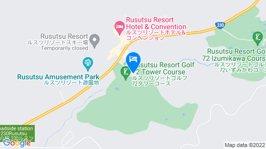 The Westin Rusutsu Resort Map