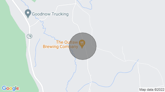 Stay at a Craft Brewery in Winchester NH Close to Mountains, Hiking, & Breweries Map