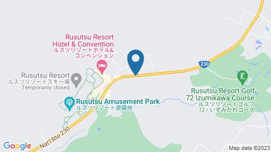 Wapura Rusutsu - Yotei  Map