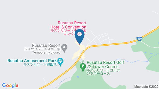 The Vale Rusutsu Map