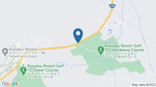 Villa Rusutsu Map