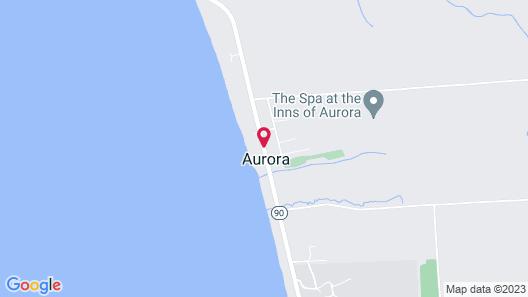 The Inns of Aurora Map