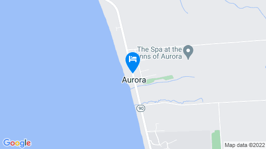 The Inns of Aurora Map
