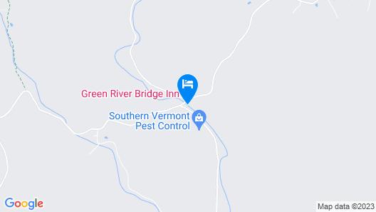 Green River Bridge House Map