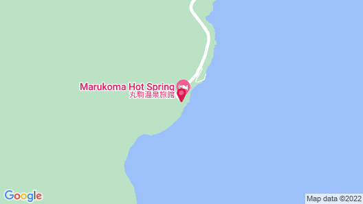 Marukoma Onsen Ryokan Map