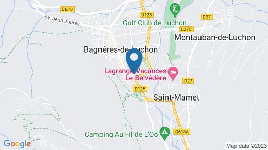 Hôtel d'Etigny Map