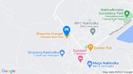 Hostel Cozy Corner Map