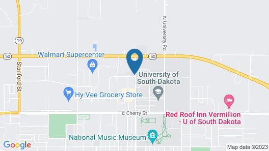 Prairie Inn Map