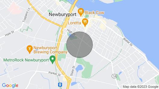 Downtown Location, Private Entrance, Studio, pet Friendly Map