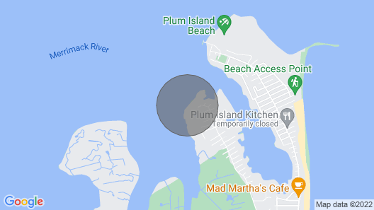 Luney Dunes Penthouse Map