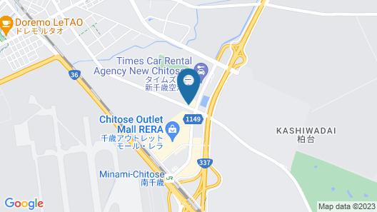 Adamas Chitose A Map