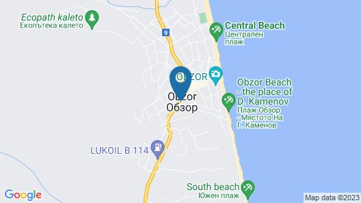 RIU Helios Bay - All Inclusive Map
