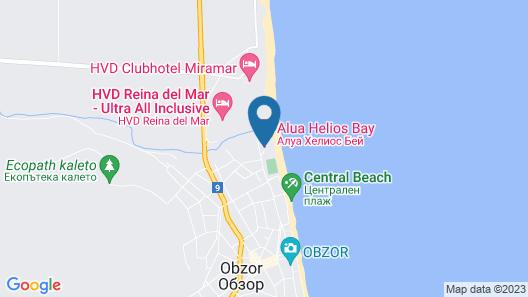 Riu Helios Bay Map