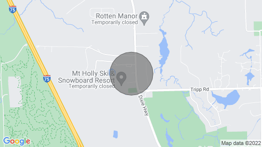 Complete Remodel- Near Genesys/ORV Park/Mt. Holly! Map