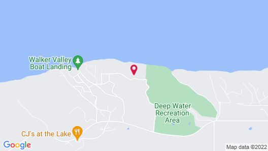 Amazing Lake View 6+ Bedroom Family Friendly Home Map