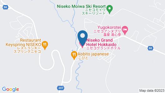 Niseko Grand Hotel Map