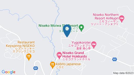 One Niseko Resort Towers Map