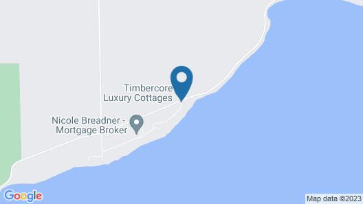 Caspian Cove - Lake Erie Near Niagara Wine Region Map