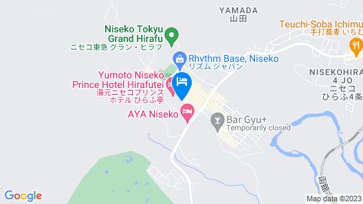 Absolute Niseko Map