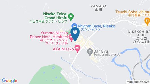 Niseko Park Hotel Map