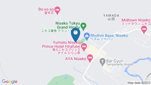 Hotel Niseko Alpen Map