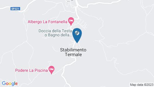 Fonteverde Map