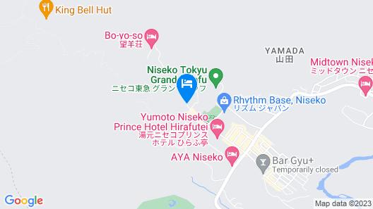 Skye Niseko Map