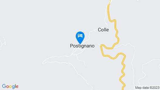 Castello di Postignano Relais Map