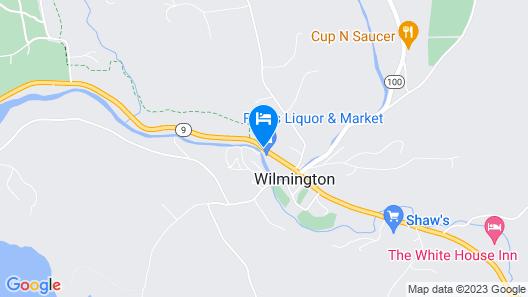 The Wilmington Inn Map