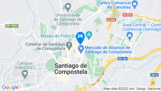 Duerming Casas Reales Map
