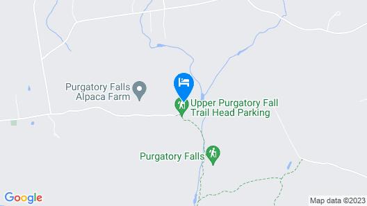 Tentrr - Wally Meadows at Purgatory Falls Map