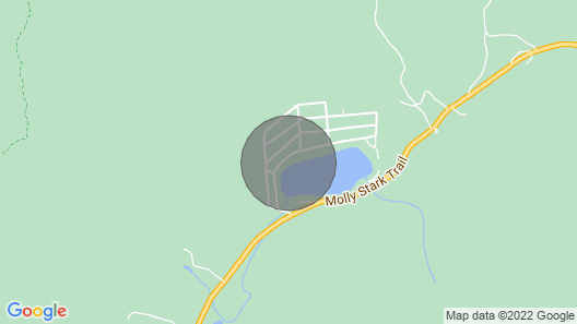 Great Place to get Away and Have Clean Fresh air Surround You! Map