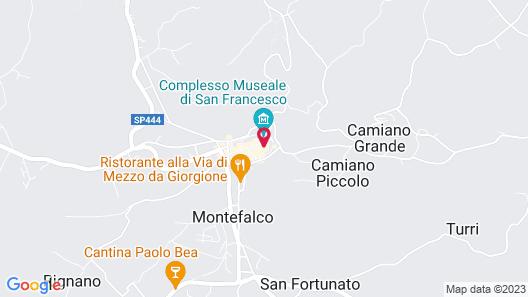 Palazzo Bontadosi Hotel & Spa Map