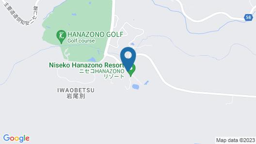 Park Hyatt Niseko Hanazono Map