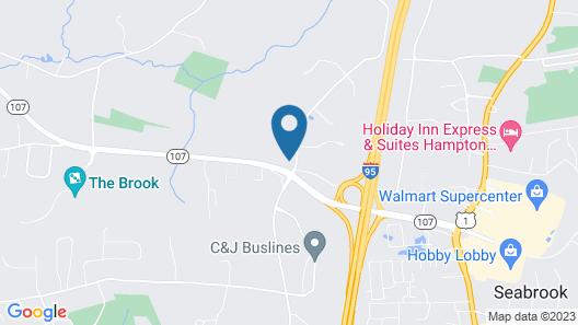 Seabrook Inn Map