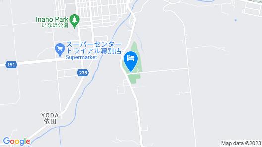 Tokachi-Makubetsu Grandvrio Hotel - ROUTE-INN HOTELS - Map